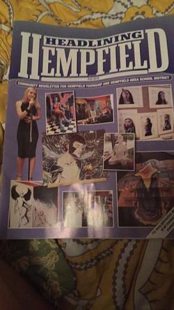 Tupelo's first magazine cover