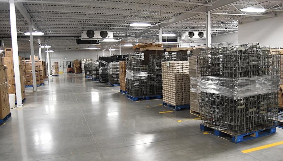 Entrepots réfrigérés    Refrigerated warehouses