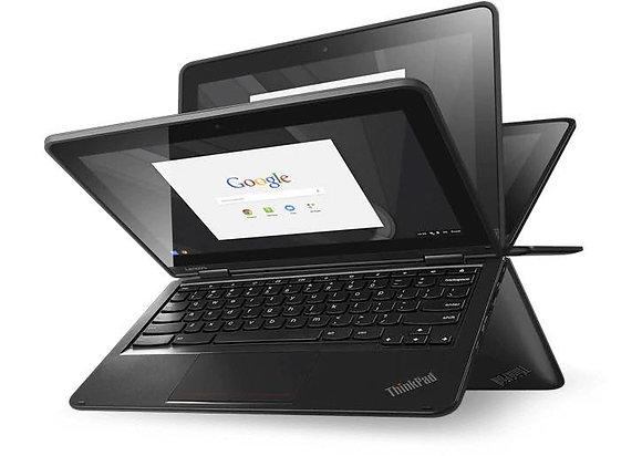 Lenovo Thinkpad 11e 2 in 1 Chromebook