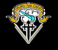 Escudo Grupo 7a9 CAFyD