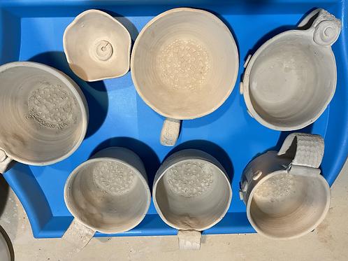 Custom Made Ceramic Mug