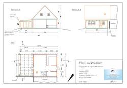 Building permit - sunroom