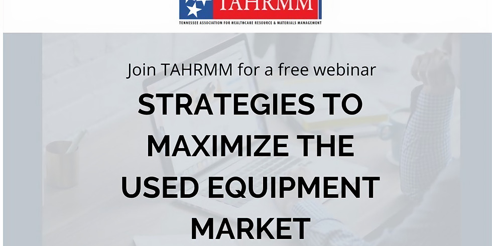 Strategies to Maximize the Used Equipment Market