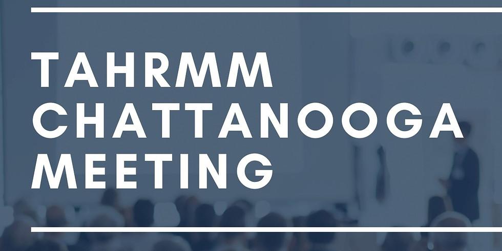 TAHRMM Chattanooga Meeting-Free