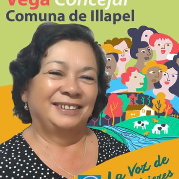 Candidatas a concejalas 2021