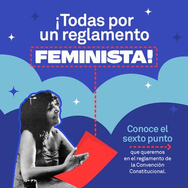 Todas Por Un Reglamento Feminista punto 6