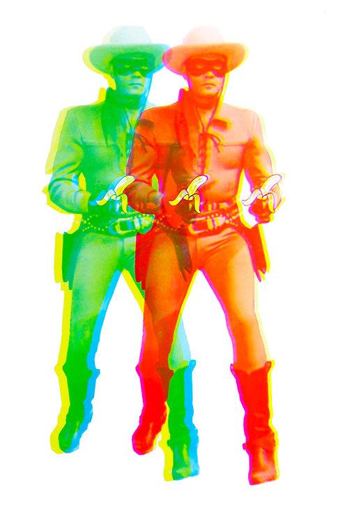 Lone Ranger Banana Guns