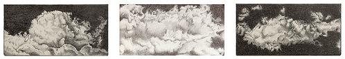 Cloudscape Triptych