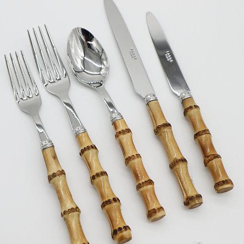 Bamboo Cutlery Set (5 piece)
