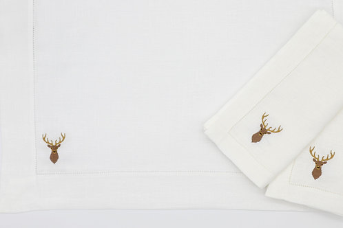 Highland Stag Placemat (set of 4)