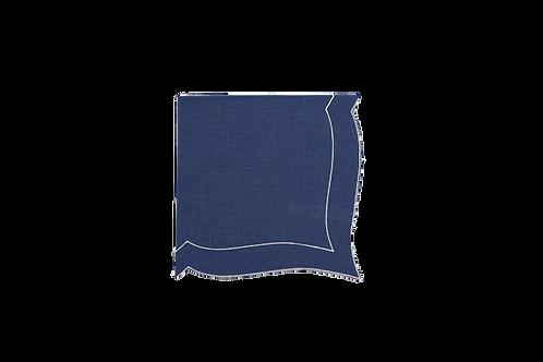 Linen Napkin, Atlantic Blue (set of 6)