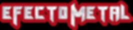 efecto metalb logo