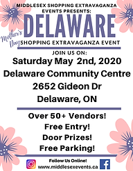 Delaware Mother's Day Shopping Extravaga