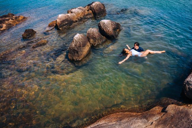 Vibe de amor em Ilha Bella