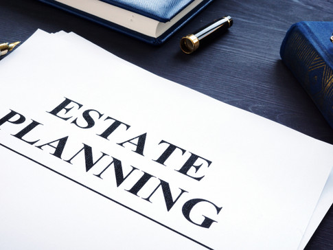 The Most Important Estate Planning Documents
