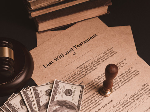 Understanding How Assets Are Distributed in a Will