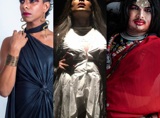 A Utopia for an aspiring Drag, where drag is celebrated left-right and center!