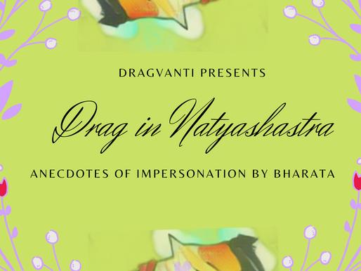 Drag In Natya Shastra