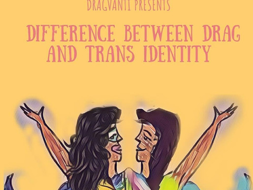 Difference Between Drag and Trans Identity