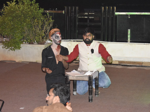 DragKhooni | A Halloween drag event complete successful at Hyderabad's Prime Cafe.