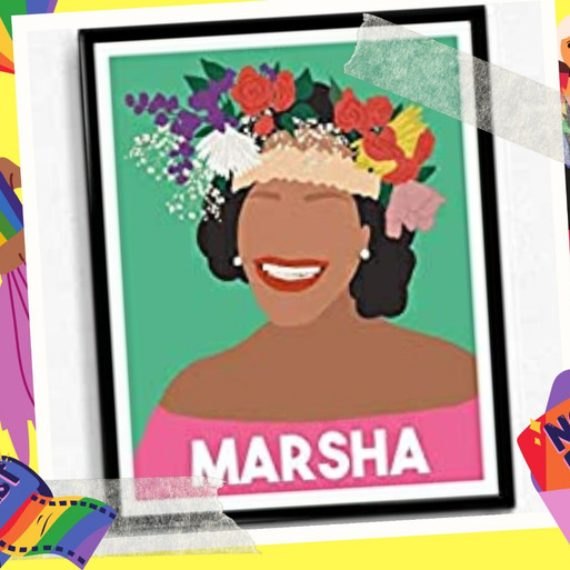 Marsha P Johnson : Drag Queen and Activist Who Made HerStory !!