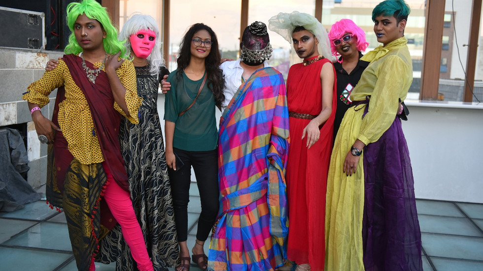 Drag Con in Hyderabad Ended with A Blast