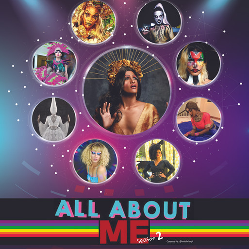 All About Me Season 2 | A Drag show with an intent to Raise Funds to support Indian Drag queens.