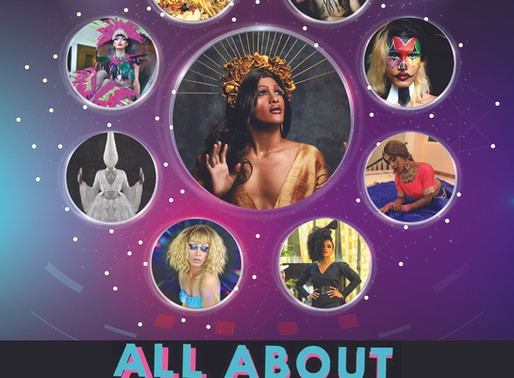 All About Me Season 2   A Drag show with an intent to Raise Funds to support Indian Drag queens.