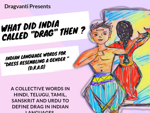 "What did India Called ""Drag"" Then ?"