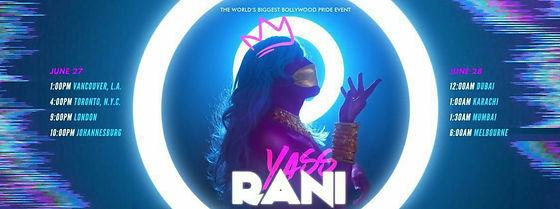 Rangeela presents Yass Rani