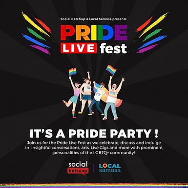 Pride Live Fest