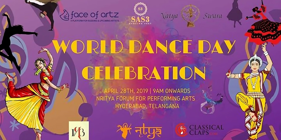 World Dance Day celebration