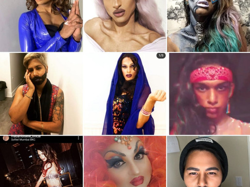South Asian Drag Artists Blurring Boundaries to Raise Awareness on Brown Drag