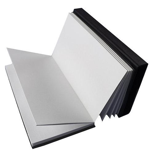 Carnet Leporello - 17,5cmx9cm - 140gms - 38 pages