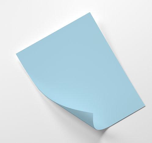 Feuilles - baby blue -135g ou 280g
