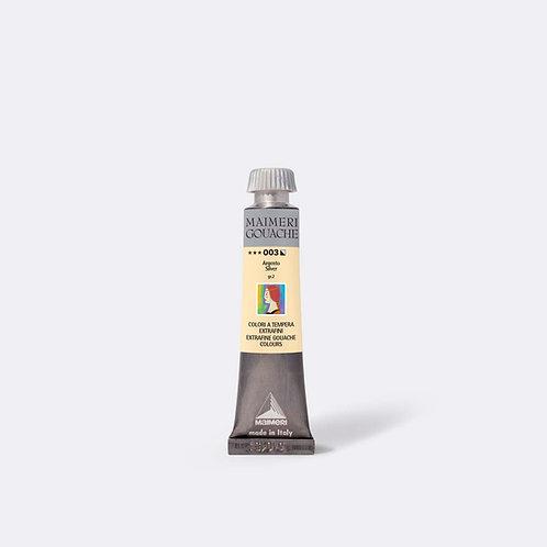 MAIMERIE - Gouache Extrafine - 20ml - Métallisée