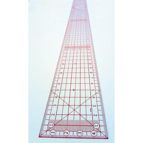Règle de précision Japonaise souple - 30cm