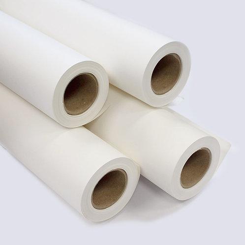 Rouleau de papier blanc Seawhite  of brighton- 220gms - 1m20x10m
