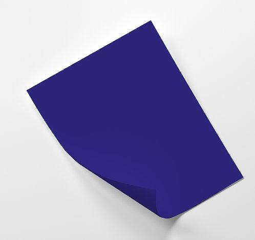 Feuilles - bleu ultramarine -135g ou 280g