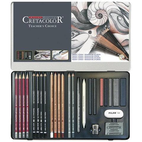 Set de dessin - CRETACOLOR - 26 outils