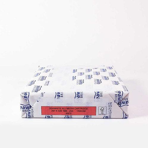Papier Cartdridge tous médias - 140grs - 10 à 500 feuilles