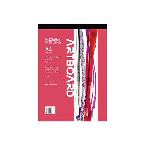 Bloc de contrecollés - 1,2mm - 10 pages