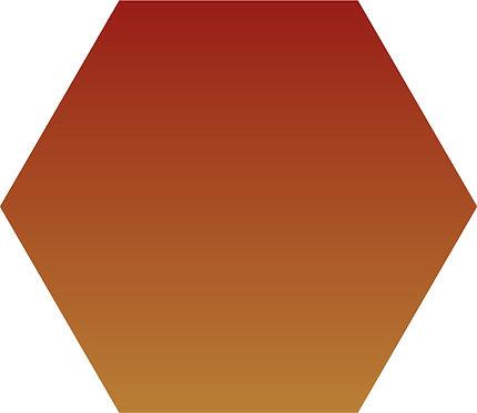 Sennelier - 641 - Orange Sennelier - 1/2 godet