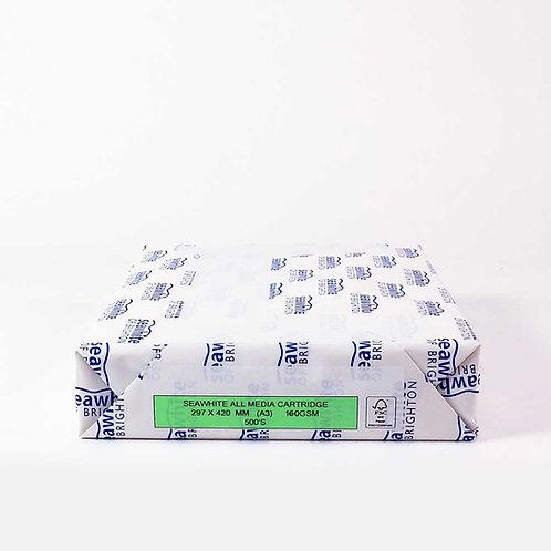 Papier Cartdridge tous médias - 160grs - 200 feuilles - A2