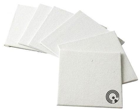 Cartons toilés - format A4 - unité ou lot de 10