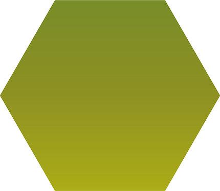 Sennelier - 871 - Vert jaune brillant - 1/2 godet