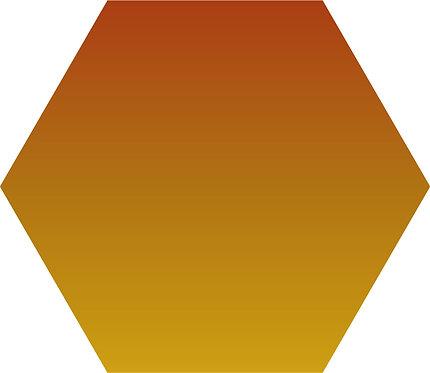 Sennelier - 640 - Orange de Satutne - 1/2 godet