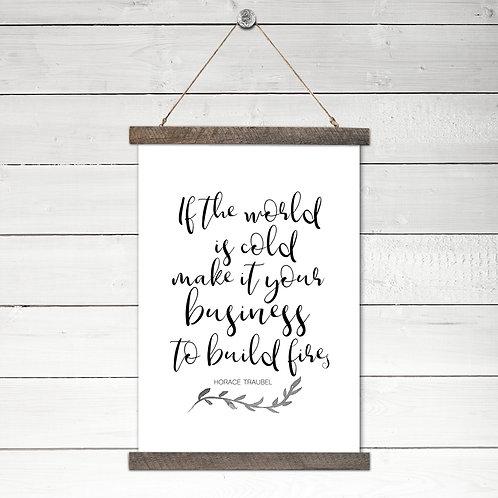 Build Fires