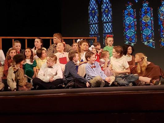 Church children