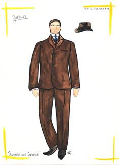 John Brown Suit Rendering